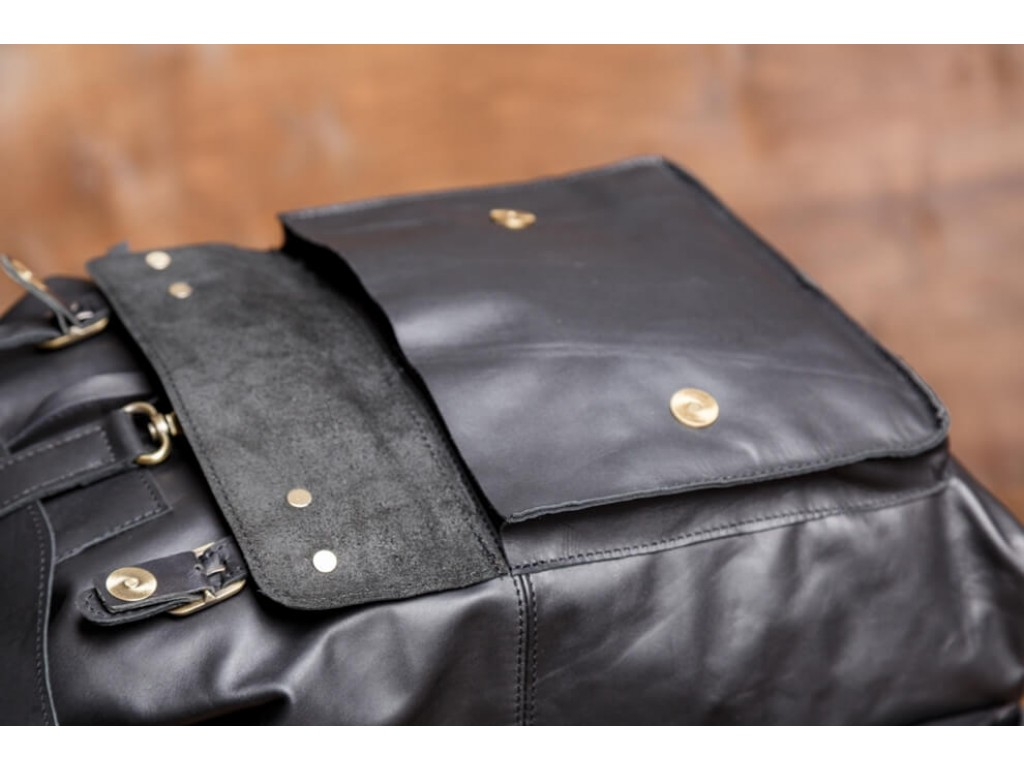Рюкзак кожаный Tiding Bag G8894A - Royalbag