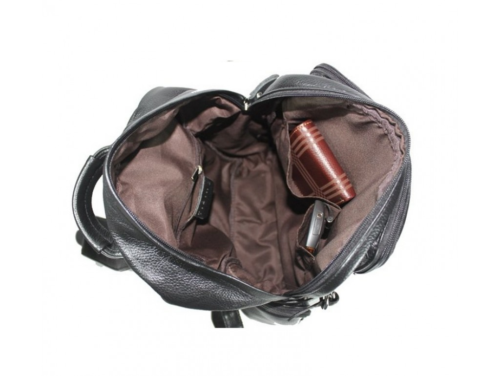 Рюкзак кожаный TIDING BAG T3001 - Royalbag