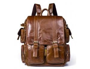 Рюкзак кожаный TIDING BAG 7123C - Royalbag