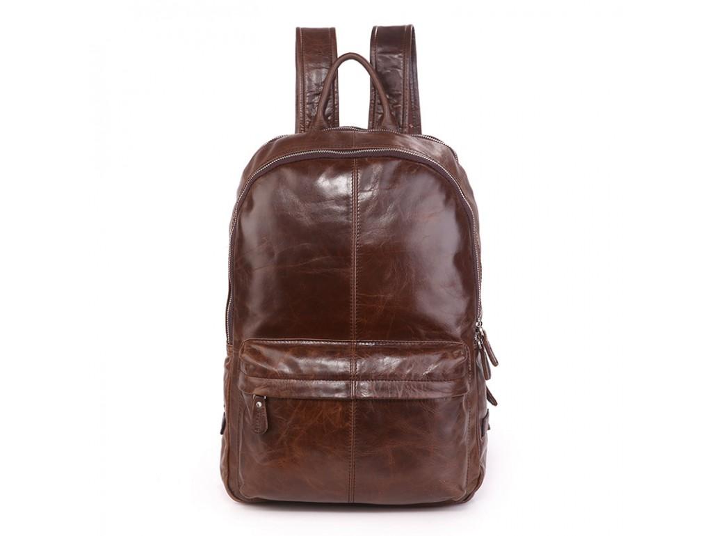 Кожаный рюкзак Tiding Bag 7273C-1 - Royalbag