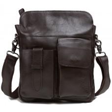Мужская сумка через плечо TIDING BAG 8501C - Royalbag Фото 2