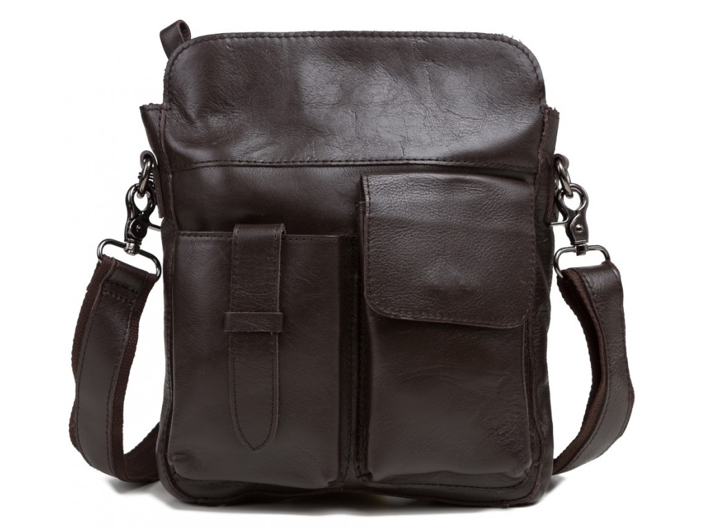 Мужская сумка через плечо TIDING BAG 8501C - Royalbag Фото 1