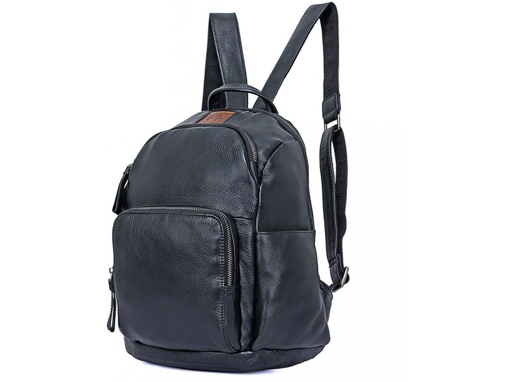 Рюкзак кожаный Tiding Bag 88101A - Royalbag Фото 1