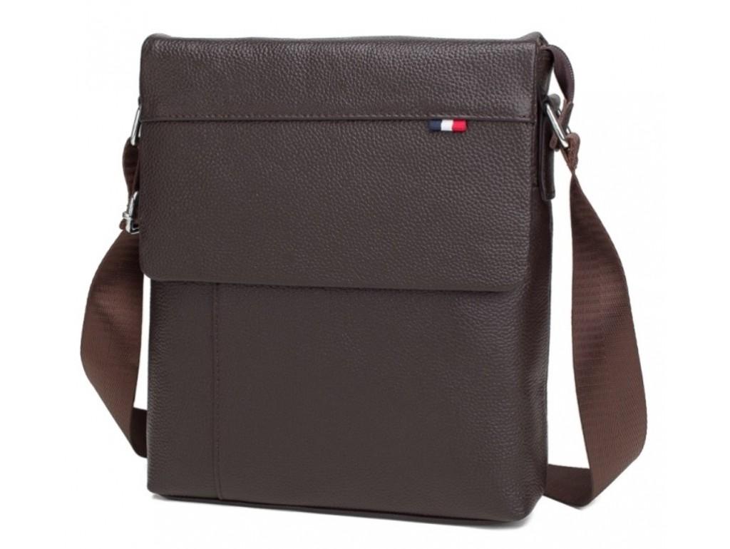 Мессенджер Tiding Bag A25-98075C - Royalbag Фото 1