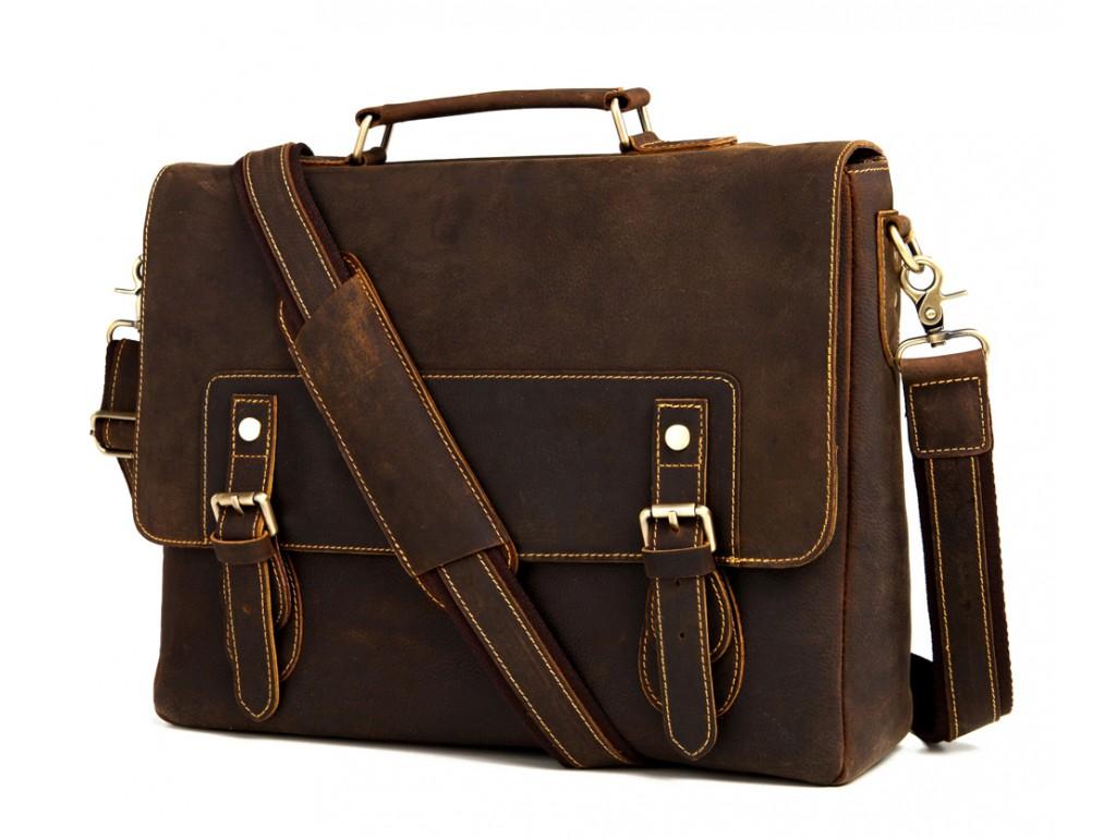 Портфель Tiding Bag F5027R - Royalbag Фото 1
