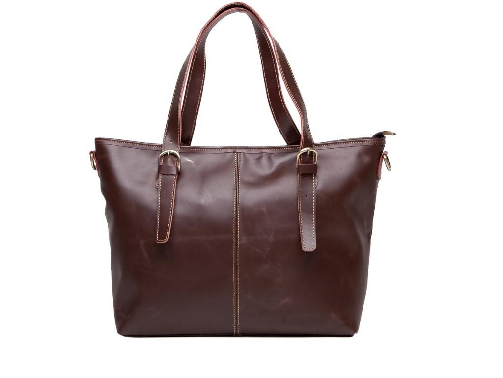 Женская сумка TIDING BAG GW8876B  - Royalbag Фото 1