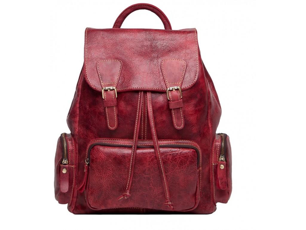 Женский рюкзак Tiding Bag GW9913R - Royalbag Фото 1