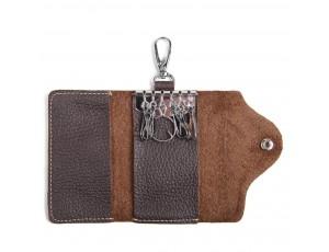 Ключница TIDING BAG K11DB - Royalbag