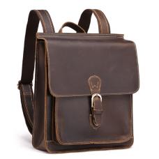 Рюкзак кожаный Tiding Bag L-9007 - Royalbag Фото 2
