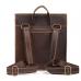 Рюкзак кожаный Tiding Bag L-9007 - Royalbag Фото 4