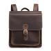 Рюкзак кожаный Tiding Bag L-9007 - Royalbag Фото 3