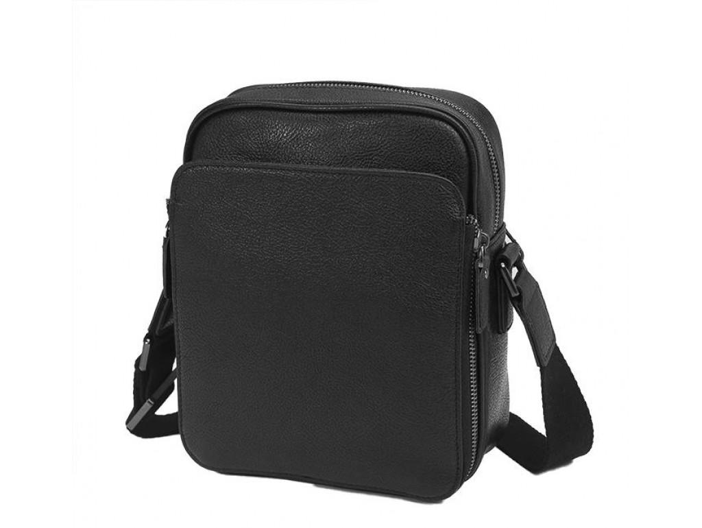 Мужская сумка через плечо из натуральной кожи Tiding Bag M47-22005-2A - Royalbag Фото 1