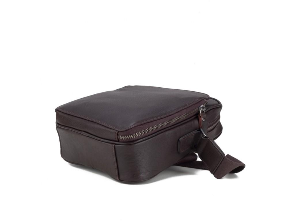 Сумка через плечо мужская кожаная Tiding Bag M47-22005-2C - Royalbag
