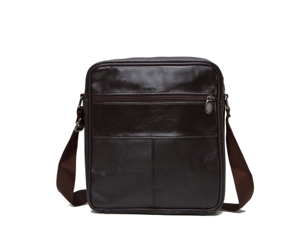 Мессенджер HD Leather NM24-101C - Royalbag