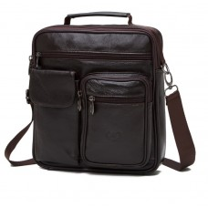 Мессенджер HD Leather NM24-105C - Royalbag