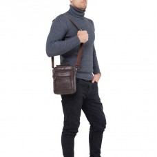 Месенджер HD Leather NM24-203C - Royalbag