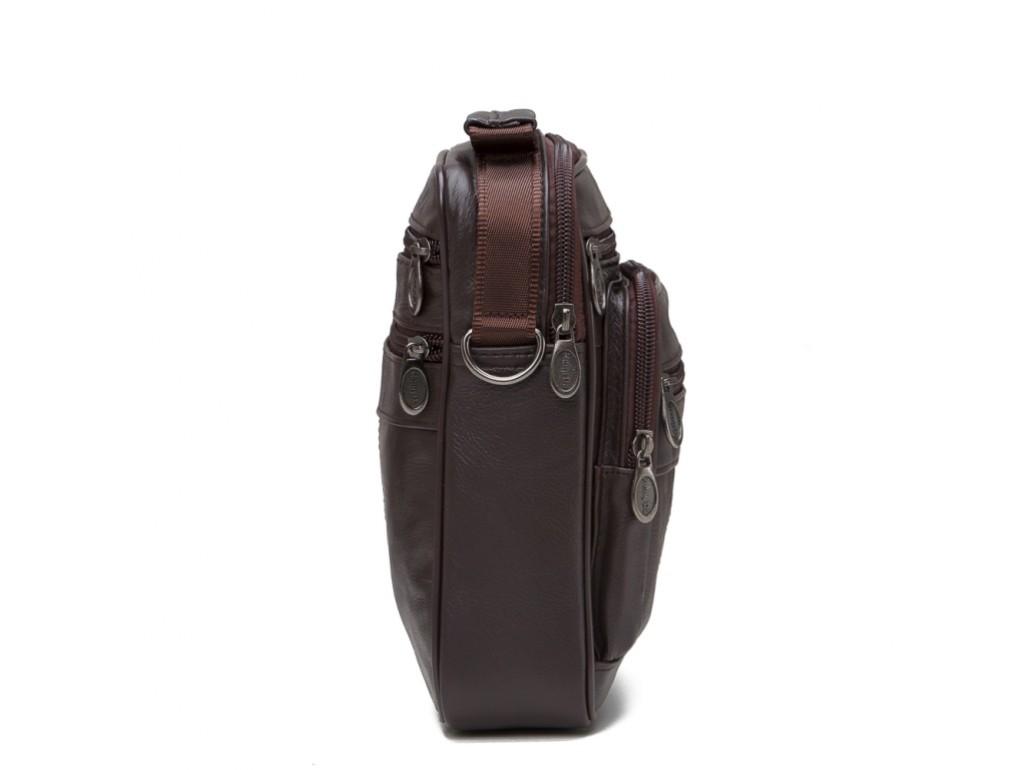 Мессенджер HD Leather NM24-203C - Royalbag