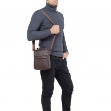 Мессенджер HD Leather NM24-404C - Royalbag