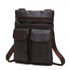Мессенджер HD Leather NM24-603C