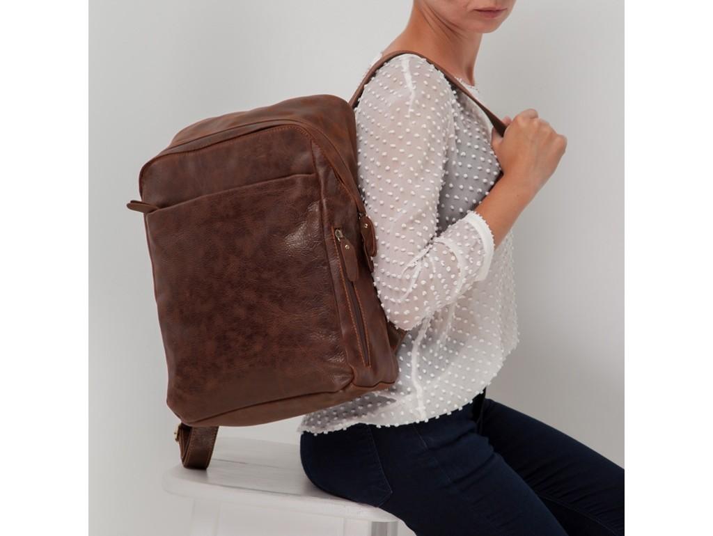 Рюкзак Tiding Bag NWM15-2194B-1 - Royalbag Фото 1