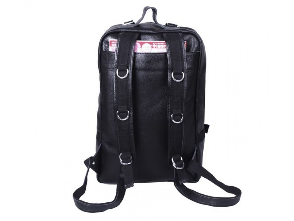 Рюкзак кожаный TIDING BAG T3034 - Royalbag