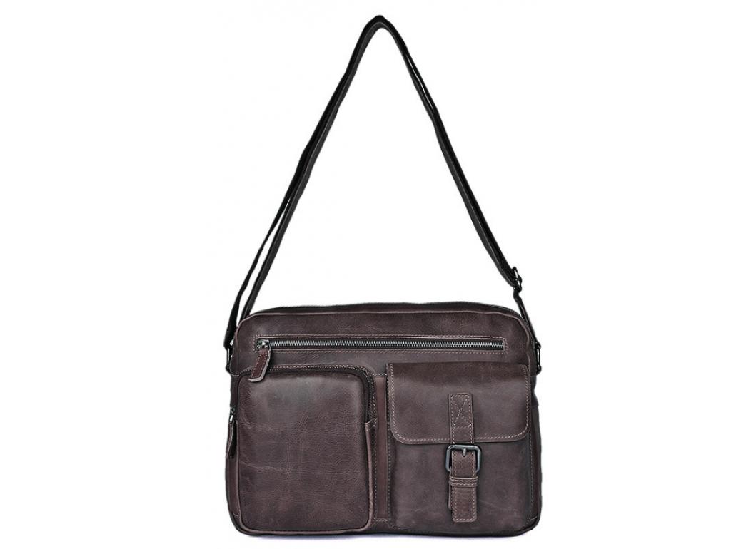 Мужская сумка через плечо Tiding Bag 1017B - Royalbag