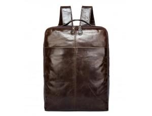 Рюкзак кожаный TIDING BAG 7280C
