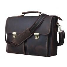 Портфель TIDING BAG t1119-1 - Royalbag Фото 2