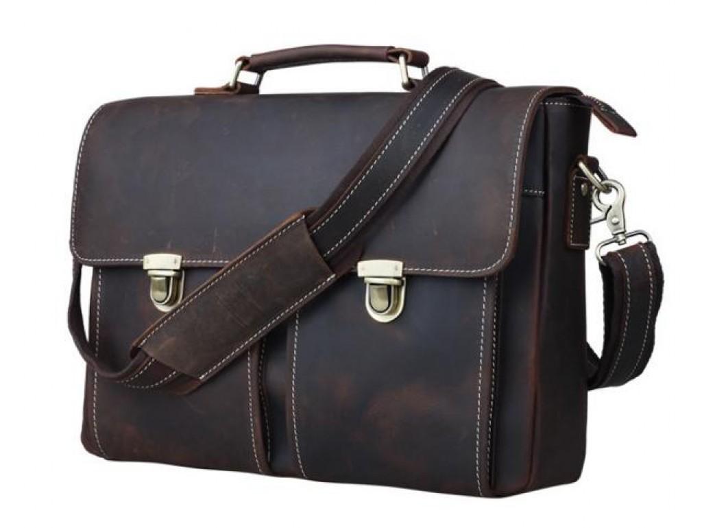 Портфель TIDING BAG t1119-1 - Royalbag Фото 1