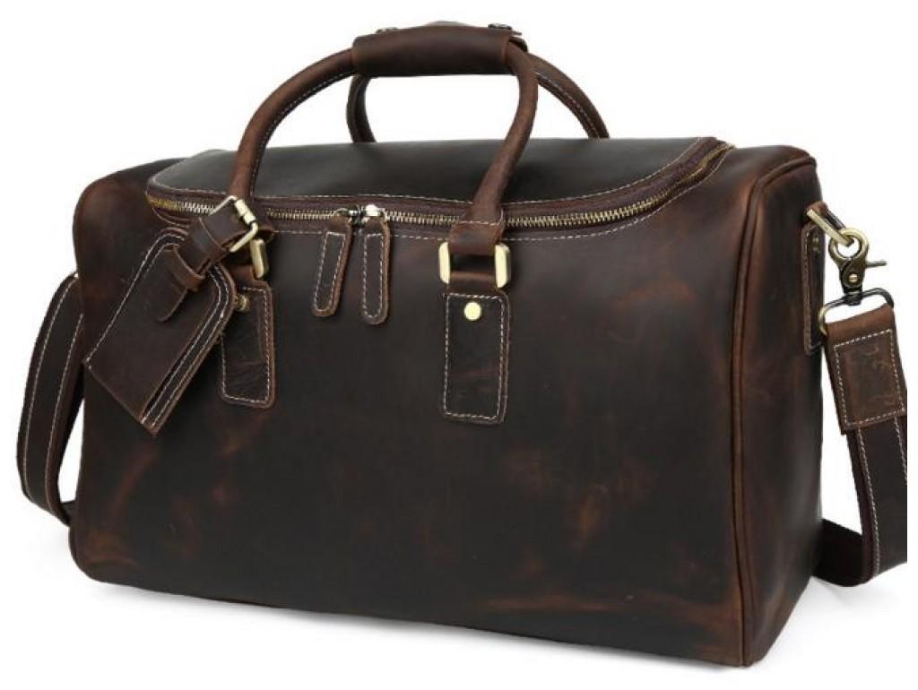 Сумка дорожная TIDING BAG t1152 - Royalbag Фото 1
