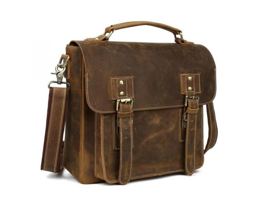 Мессенджер TIDING BAG T1159 - Royalbag Фото 1