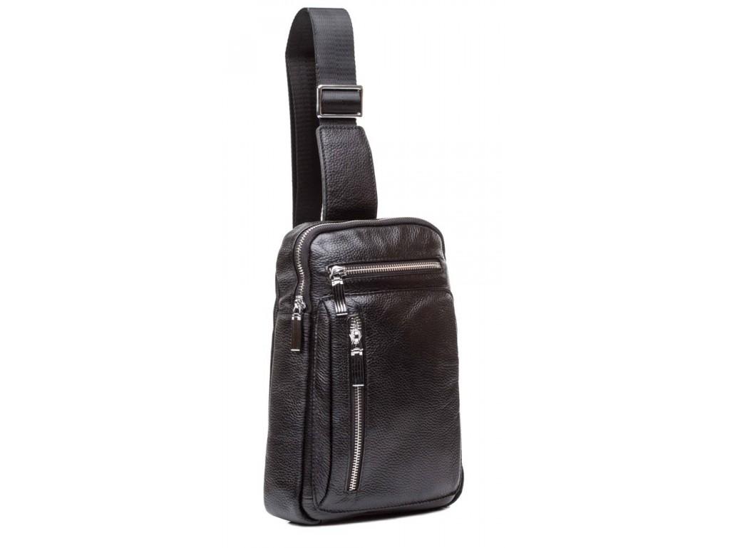 Кожаный рюкзак TIDING BAG M7569A - Royalbag Фото 1