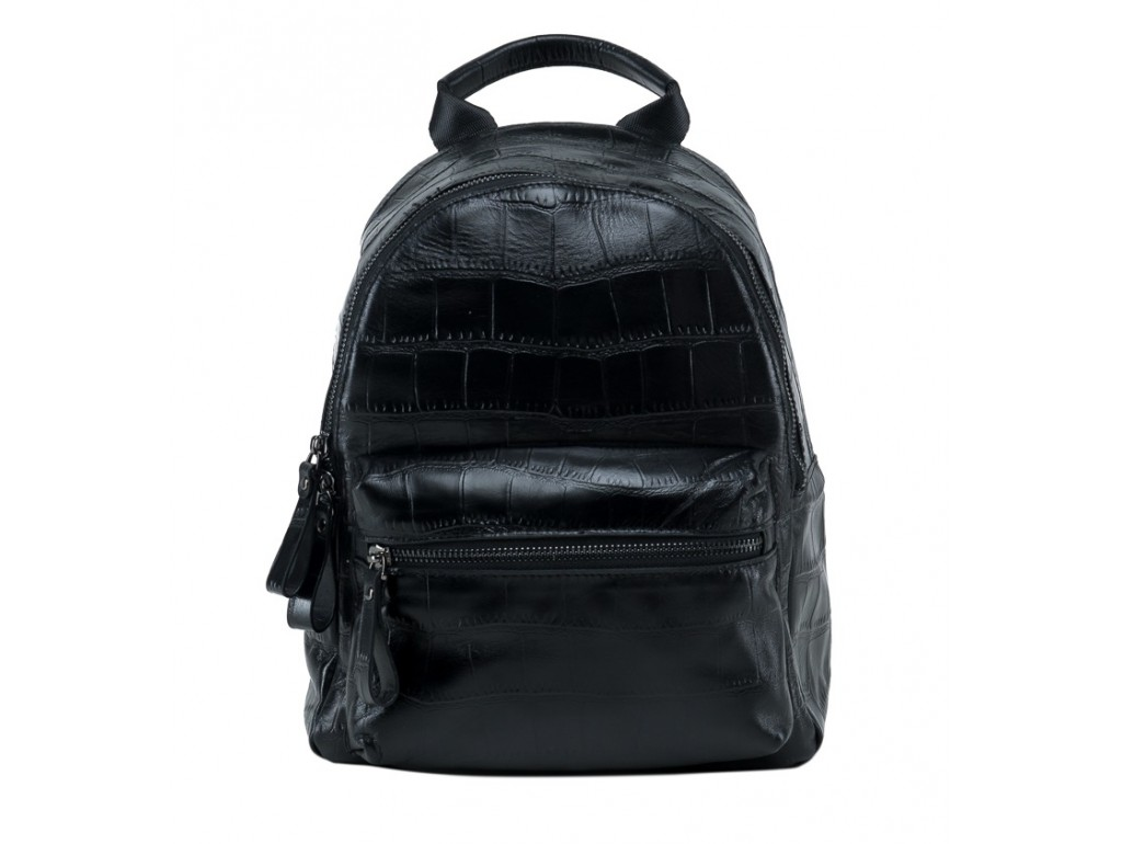Женский кожаный рюкзак Tiding Bag NB53-036A-BP - Royalbag Фото 1