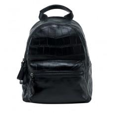 Женский кожаный рюкзак Tiding Bag NB53-036A-BP - Royalbag Фото 2