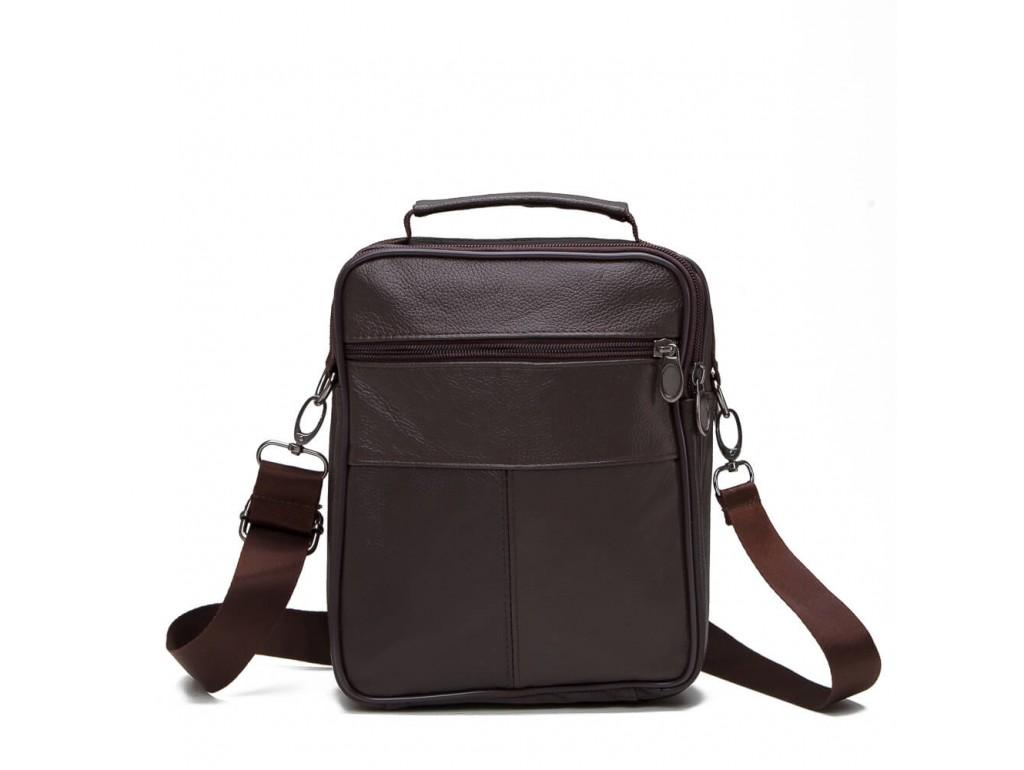 Мессенджер HD Leather NM24-403C - Royalbag