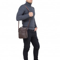 Мессенджер HD Leather NM24-403C - Royalbag