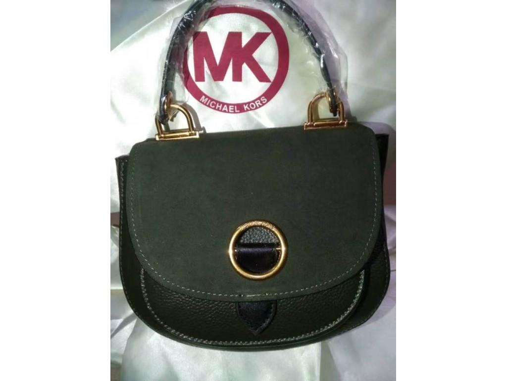 Женская сумка MK-3033GR - Royalbag Фото 1