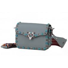 Женская сумка L.D L96265 - Royalbag Фото 2