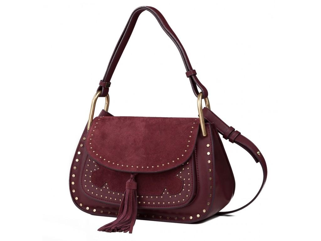 Женская сумка L.D L96291 - Royalbag Фото 1