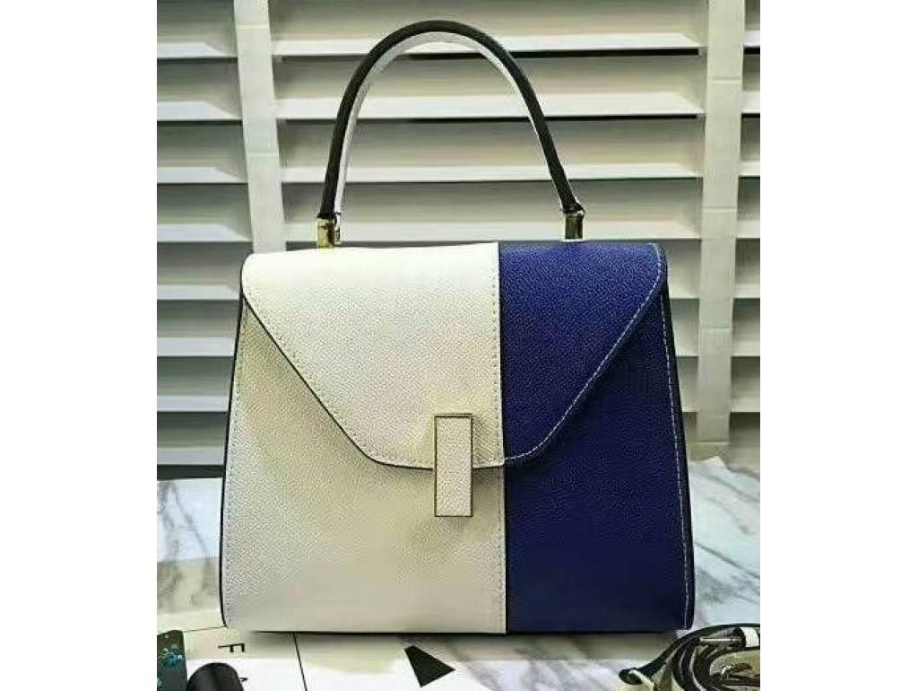 Женская сумка L.D L96315A-BLW - Royalbag Фото 1