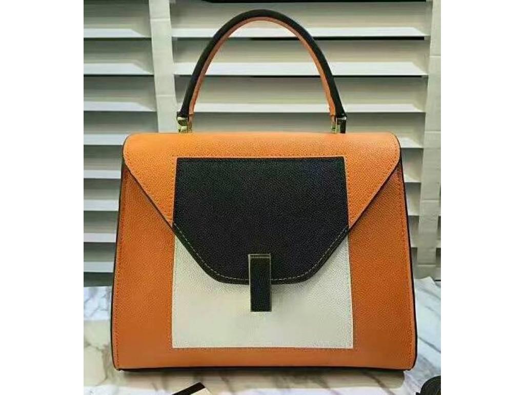 Женская сумка L.D L96316B-RAW - Royalbag