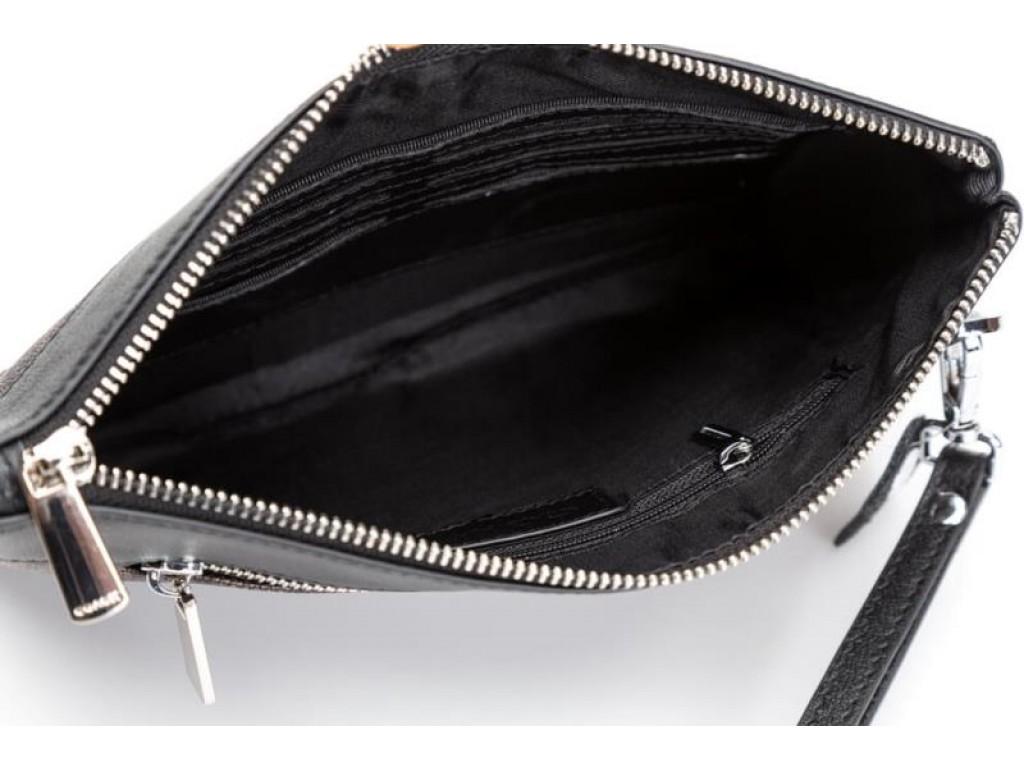 Кожаный клатч WK-022B - Royalbag