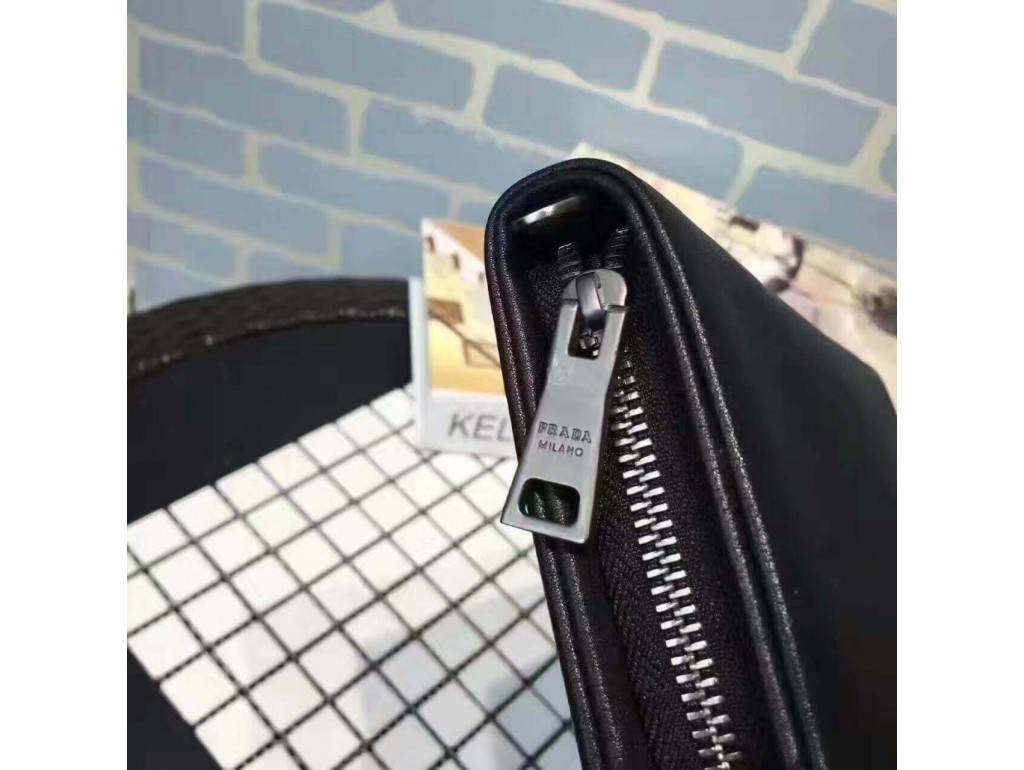 Кожаный клатч WK-2262A - Royalbag
