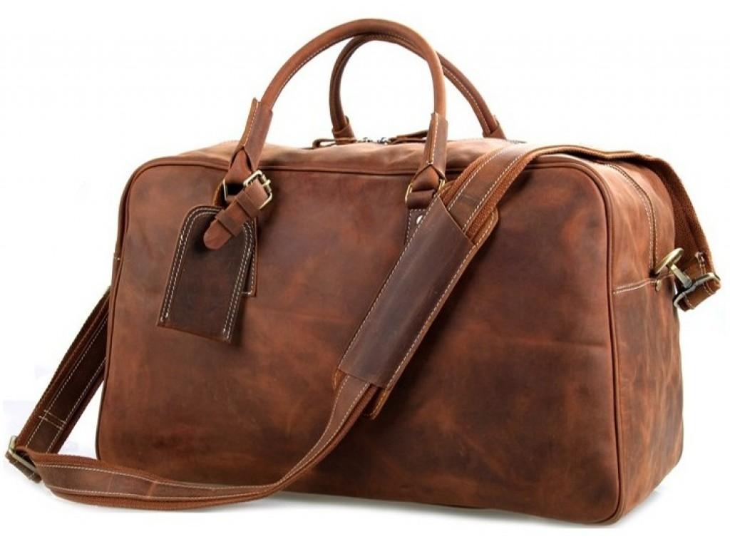 Сумка TIDING BAG 7156LR - Royalbag Фото 1