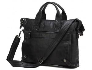 Оригинальная мужская кожаная сумка для документов Jasper & Maine 7120A - Royalbag