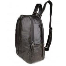 Рюкзак кожаный TIDING BAG 7244J - Royalbag Фото 2