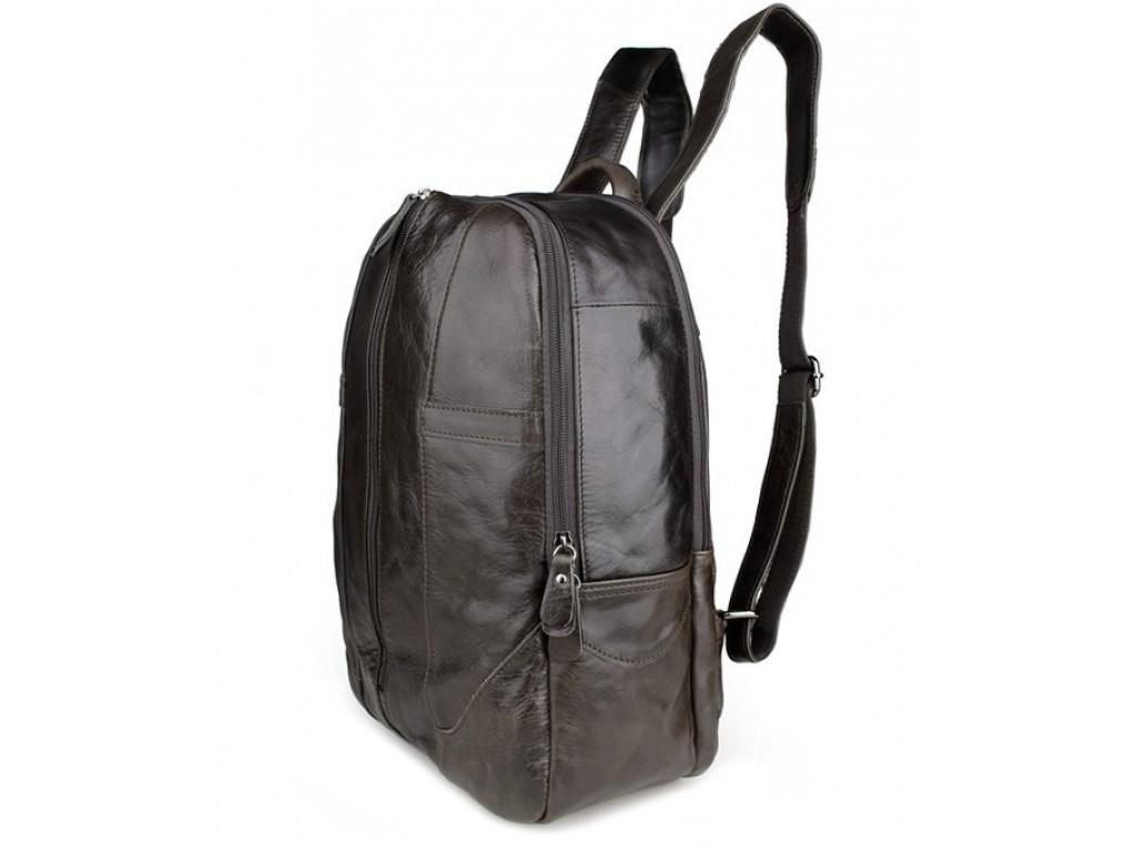 Рюкзак кожаный TIDING BAG 7244J - Royalbag Фото 1