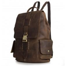 Рюкзак кожаный TIDING BAG 7253R - Royalbag Фото 2