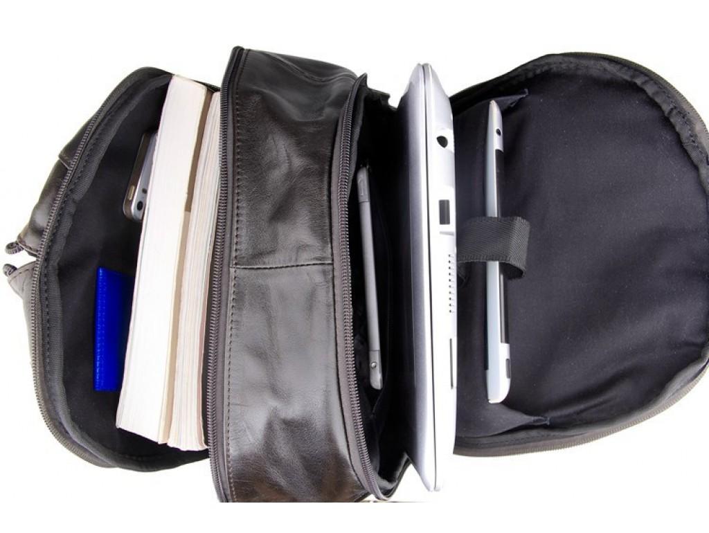 Рюкзак кожаный TIDING BAG 7244J - Royalbag