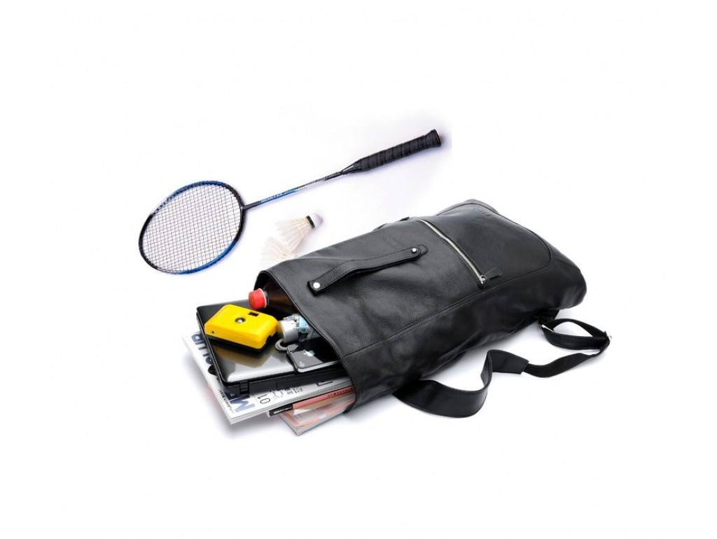 Рюкзак кожаный TIDING BAG T3058 - Royalbag